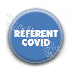 Badge : Référent covid