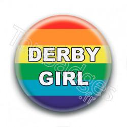 Badge : Derby girl LGBTQ+