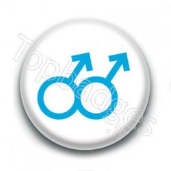 Badge : Symboles hommes
