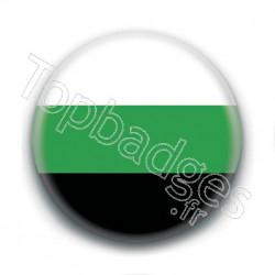 Badge : Drapeau neutrois