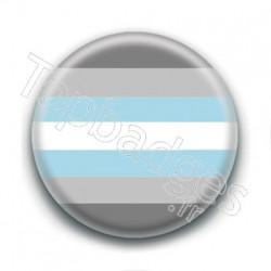 Badge : Drapeau demi-boy
