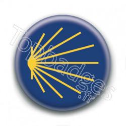 Badge : Chemin de Compostelle