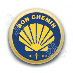 Badge : Bon chemin, Compostelle
