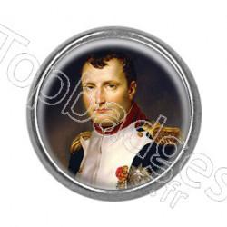 Pins rond : Portrait Napoléon, Jacques-Louis David