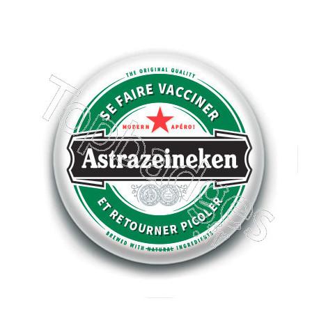 Badge : Astrazeineken