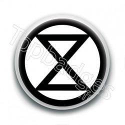 Badge : Extinction Rebellion XR