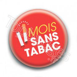 Badge : Le mois sans tabac