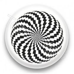 Badge Effet d'optique