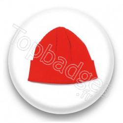 Badge Soutien aux Bonnets Rouges