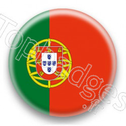 Badge drapeau Portugal