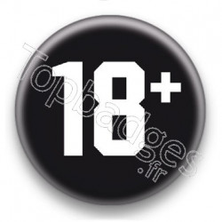 Badge 18+
