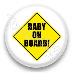 Badge Baby on board