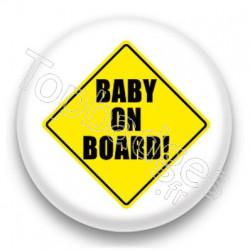 Badge Baby on board