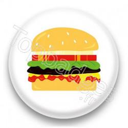 Badge Hamburger