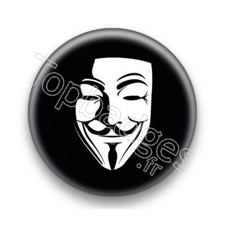 Badge Anonymous