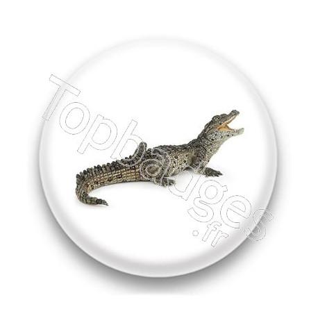 Badge Crocodile