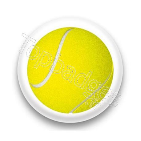 Badge Balle de tennis