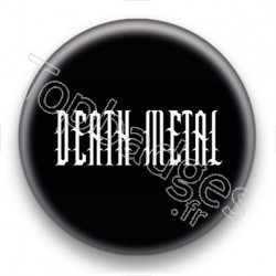 Badge death metal