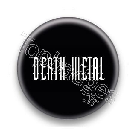 Badge death metal