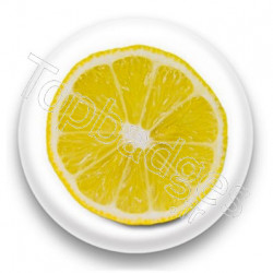 Badge Citron