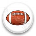 Badge Ballon de rugby