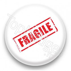 Badge Fragile