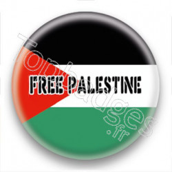 Badge Free palestine