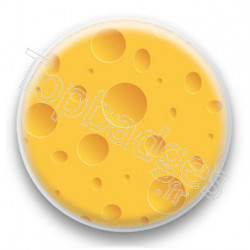Badge fromage
