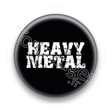 Badge heavy metal