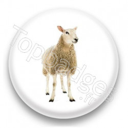 Badge Mouton