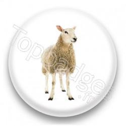 Badge Mouton