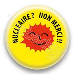 Badge Nucléaire ? Non merci