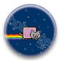 Badge Nyan Cat