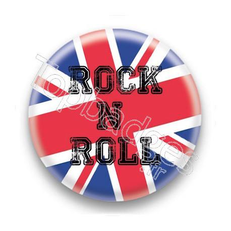 Badge Rock N Roll