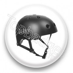 Badge Casque derby
