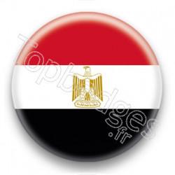 Badge Drapeau Egypte