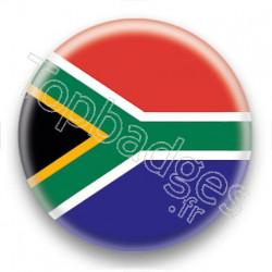 Badge Drapeau Afrique du Sud