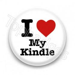 Badge I Love My Kindle