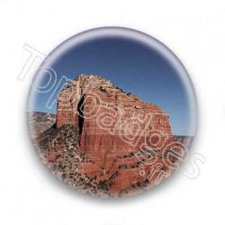 Badge rocheuses