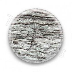 Badge rocher strillé