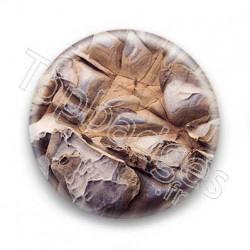 Badge rochers dégradés
