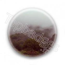 Badge quand vient la brume