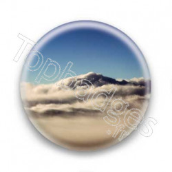 Badge nuages
