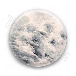 Badge le tumulte des vagues