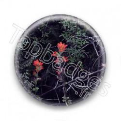 Badge fleur des bois