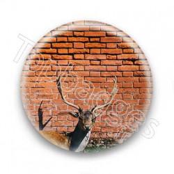 Badge cerf