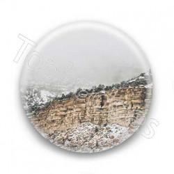 Badge John price - snow mountain