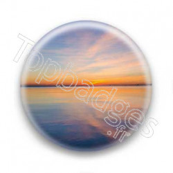 Badge hideobara -sea