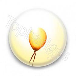 Badge Bruno Ramos - ballon