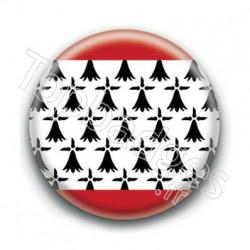 Badge drapeau Limousin